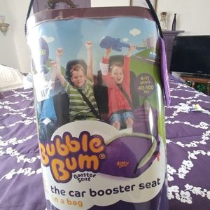 New kids booster seat age 4-11